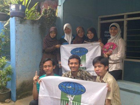Kunjungan ke KAMMI Madani Jakarta pada 13 Juni 2012. Dokumentasi Publikasi Silahkan Klik di Sini